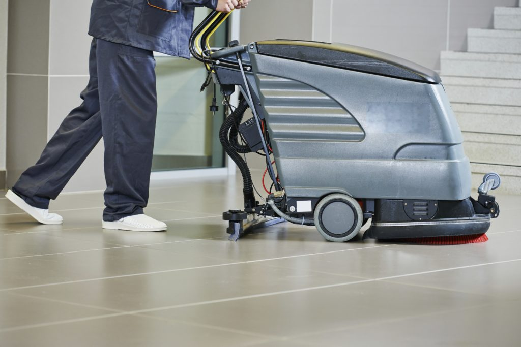 YARMAND Commercial Indoor Cleaning Equipment Maintenance
